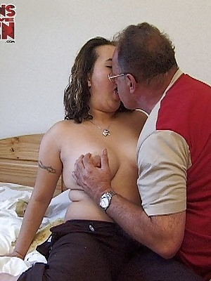 she's bored so she's fucking her daddy