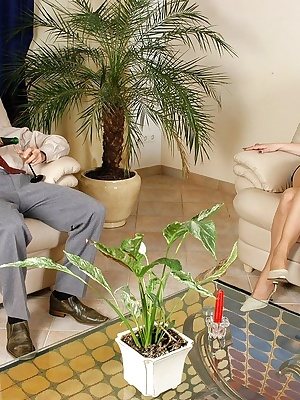Juliana&Igor pantyhosefucking nasty mature housewife