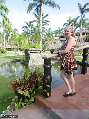 Lily has been on Holiday in The Dominican Republic and this is the first set of her holiday Snaps.