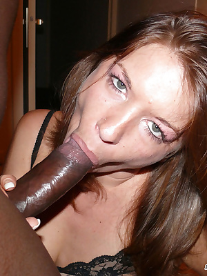 You know how much your french milf love to suck BBC. In this first part, I give him a really nice blowjob.Hummm his cock