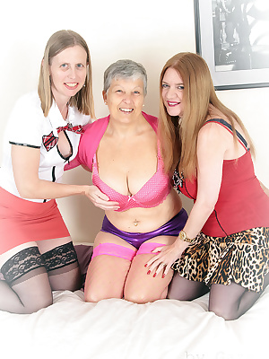 Hello guysHere I am having some fun with my good friends Lily May and Sammie  come on in and join us xxx