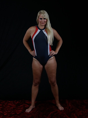 Skintight bathing suit I have on here. I'm a hot swimsuit cunt. The fabric is so fine and tight.