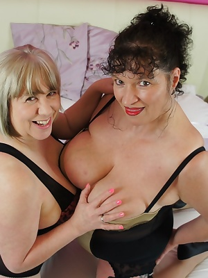 Hi Guys Heres a Red Hot Photoset of me and my good friend Busty Kim from Clacton, we were both wearing our Tight fitting