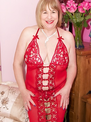 Hi Guys, Ive been shopping again and look at this fantastic red party dress I bought at Ann Summers, looks really sexy a