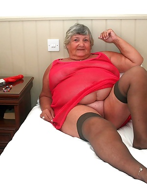 After basking in the sun all day your favourite BBW granny needs to lubricate.  Come see what I get up to when I start s