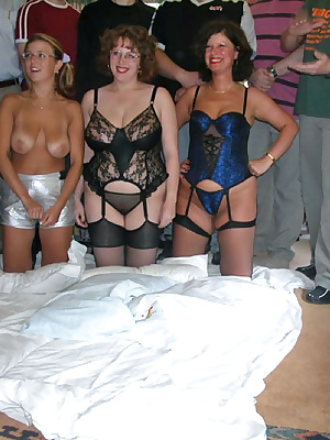 Teaming up with Trinity and Sexy Marie, the 19 guys are in for a real treat Claire xx