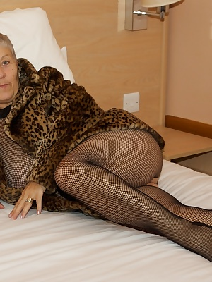 Hi Guys I was feeling really Hot and Horny waiting for a client in my Hotel room wearing nothing but my crotch less Blac