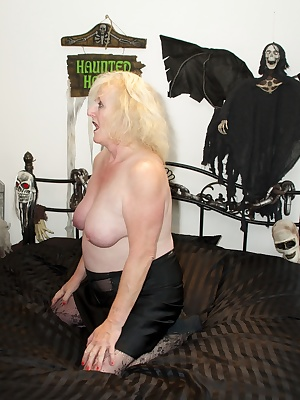 Hi Guys, It was Halloween and I was sitting on my bed after stripping off wondering what to do next, when I was startled