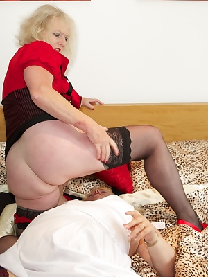 Hi Guys I had got Lexie Cummings in my Bedroom but she seemed a little reluctant to play but she soon came round to my w