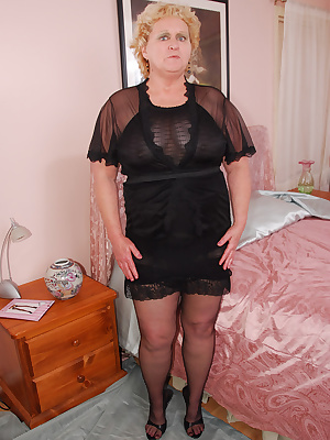 How do you like my little black dress - I like how the tight  lacy fabric shows a hint of what's underneath wink. A good