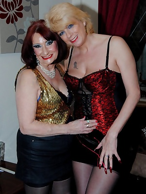 Pictures of me and my naughty friend Evey doing our girlgirl show. We are always looking for people to come and have fun