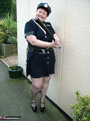 I always like to have control of my men, which is why I always have my handcuffs ready.