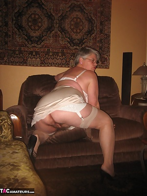 Home from church, and feeling horny. I strip out of my Sunday best and get naughty with my dildo.  To look at me all dre