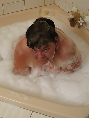 There is nothing like relaxing in a nice, hot, soapy spa, to get a girl really horny. I just love the feel of the bubble