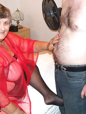 More fun for Grandma when this horny young member visited me to let me have my wicked way with his cock.  A faceful of s