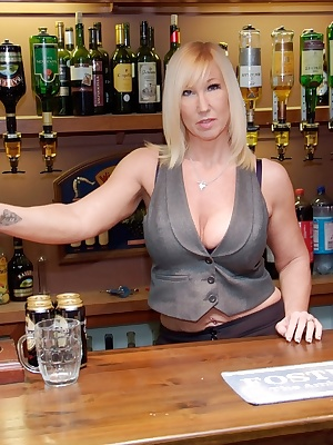 I was after a part time job at a local bar, so I thought I'd give it a go pulling some pints. Melody x