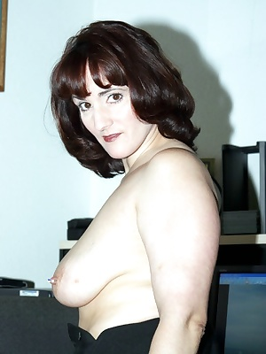 You are at work and very bored. You wish the gal in the office would suddenly stir things up a bit and maybe take care o