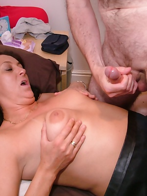 Watch me drain these two horny TAC members balls. Why not give me your cum too.....join my site and contact me.