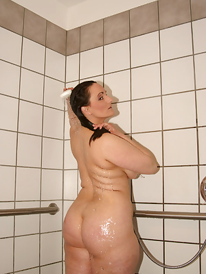 I have often been told that it makes my male friends hard to watch me strip down and shower. I wanted to test this theor