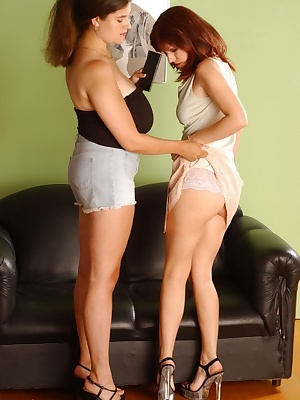 My lodger Alex says she cant afford to pay me the rent she owes so I decide to teach her a lesson. Watch me spank that a
