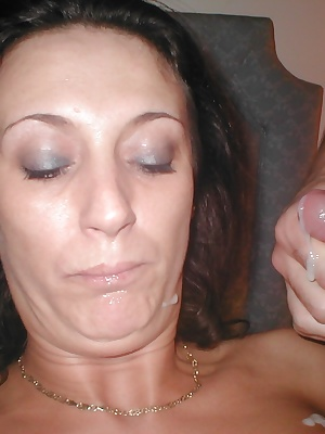 More hot cum swallowing action during my recent fuck the fans event in London with porn queen Donna Marie