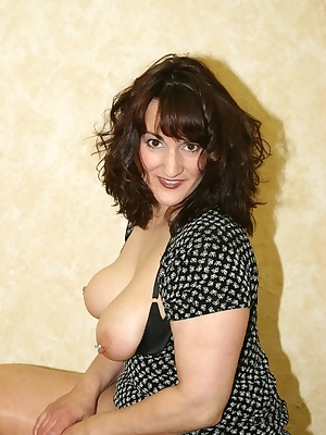 I am not only wearing a butterfly covered dress but I am ripping off my pantyhose for some naked fun with my personal bu
