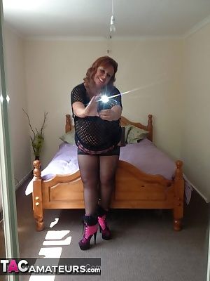 Well there's me all dressed ready to be a slutty bad girl as usual and Whammo client no.1 no show...Its Ok no problem at