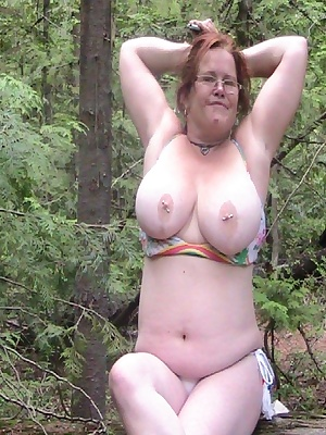 It was really hot out, and I needed to cool off after chopping my firewood. All of those big, hard logs made me think ab