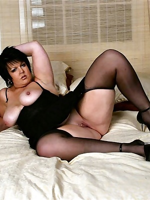 A member asked if he could photograph me at my local studio, I couldn't help being a little bit naughty and seductive in