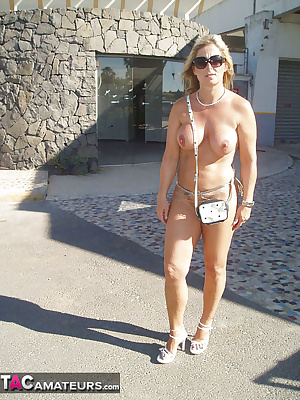 It's the biggest nudist-resort in Europe. You can say it's a nude town. You can go shopping nude and You need no clothes