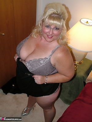 Oh, how I do love to dress up I also adore matching bra and panties Here I am showing off my newest set, along with anot
