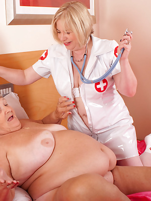Hi Guys, I had just got a new job as a Nurse at a Posh Hotel, to tend to any guests who might fall ill, well my First Pa