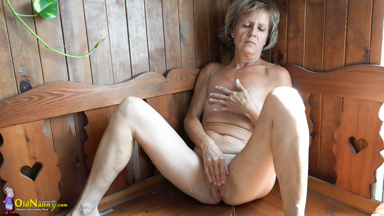 Anal Fisting Old Granny